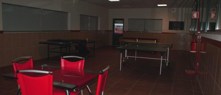 Sala de convívio