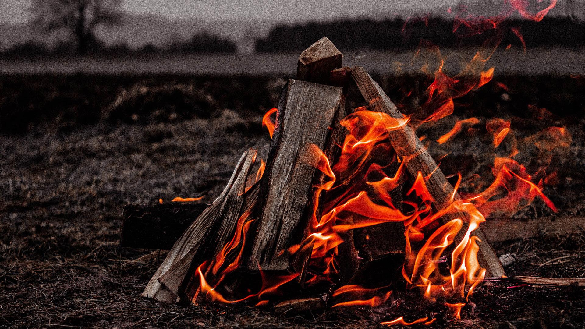 Bombeiros Voluntários de Vila Nova de Poiares - Saiba como fazer uma queima em segurança