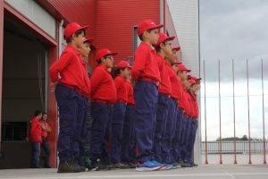 Escolinha de Infantes e Cadetes - Bombeiros Voluntários de Vila Nova de Poiares