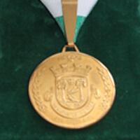Serviços Distintos – Grau Ouro da Liga dos Bombeiros Portugueses